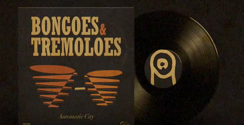 Bongoes and Tremoloes - Automatic City out on Stag O Lee records
