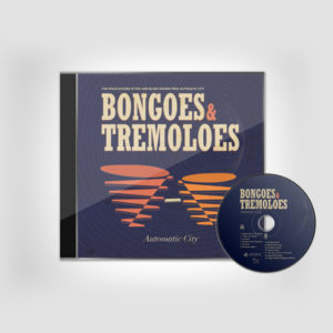 Automatic City second album Bongoes and Tremoloes on CD