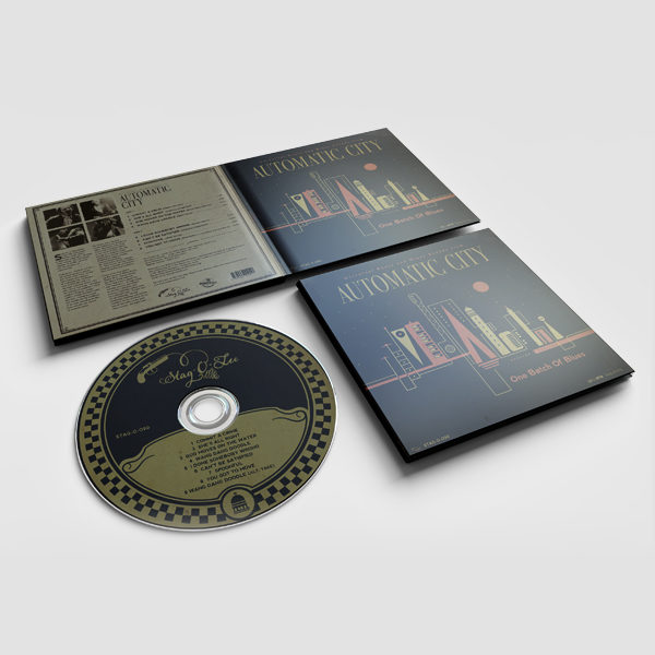 Automatic City One Batch Of Blues CD edition