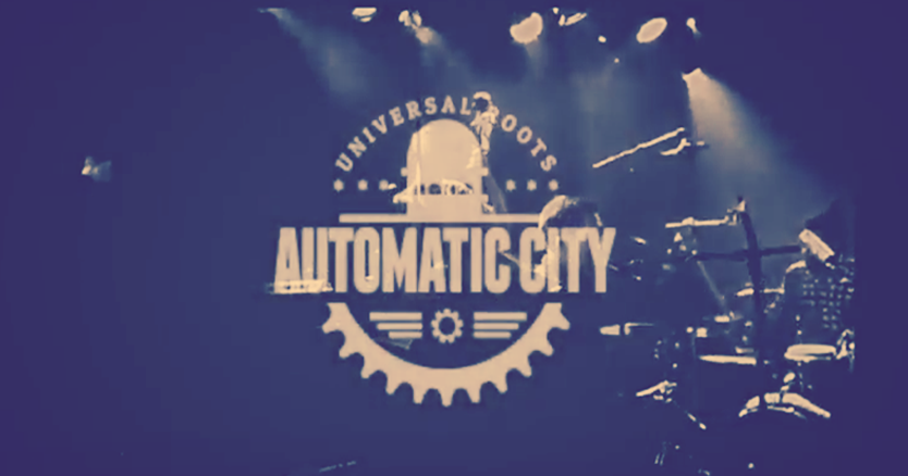 Automatic city live She's all right